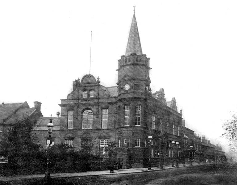 Oldbury Public Offices