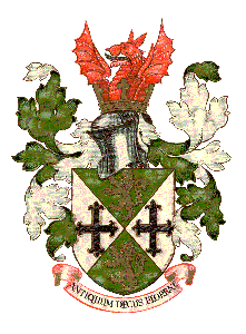 oLDBURY cOAT OF aRMS